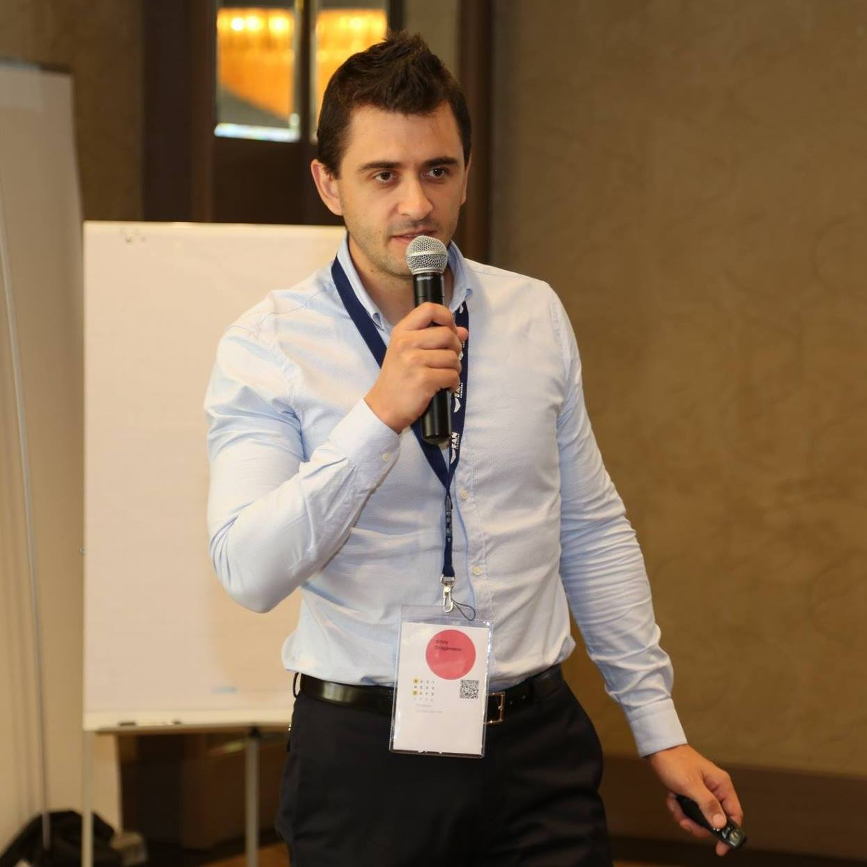 Silviu Draganescu <br /> Marketing Manager Livsim Policom